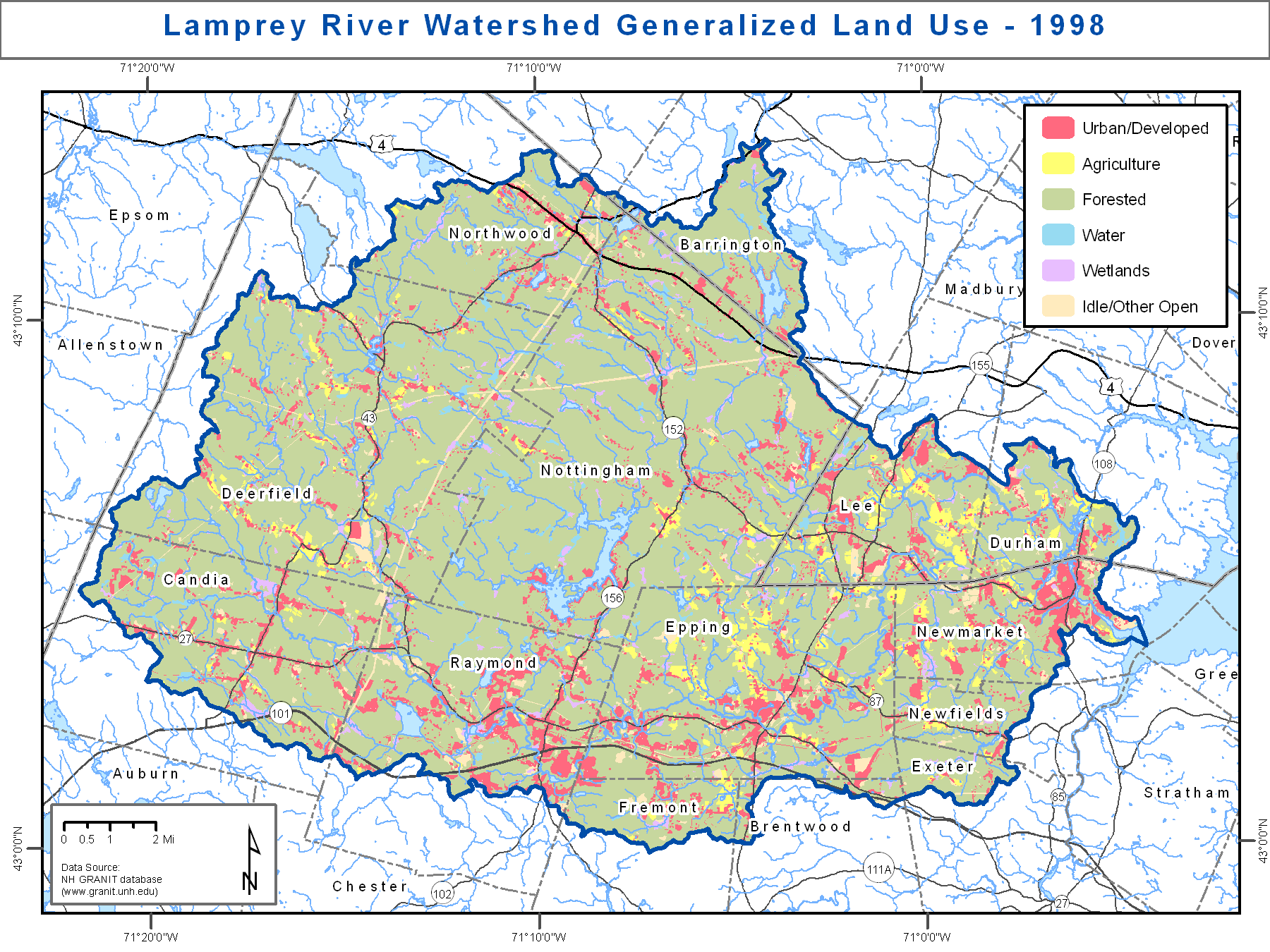 Maps & Resources - Lamprey River 100 Year Flood Risk Project Map Of Epping New Ha on map of riverwood, map of bottineau, map of penshurst, map of zeeland, map of sanbornton, map of turtle lake, map of essex, map of west melbourne, map of boscawen, map of fort totten, map of high beach, map of kearns, map of ray, map of woolloomooloo, map of nashua, map of north ryde, map of lindfield, map of mount sunapee, map of braddock, map of portsmouth,